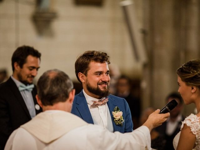 Le mariage de Martin et Roxane à Cussay, Indre-et-Loire 18