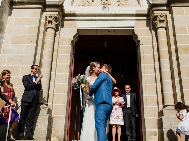 Le mariage de Martin et Roxane à Cussay, Indre-et-Loire 24