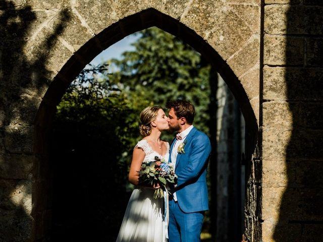 Le mariage de Martin et Roxane à Cussay, Indre-et-Loire 28