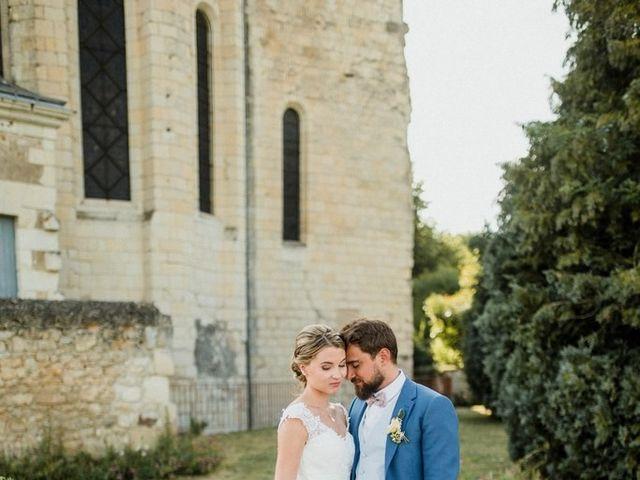 Le mariage de Martin et Roxane à Cussay, Indre-et-Loire 30