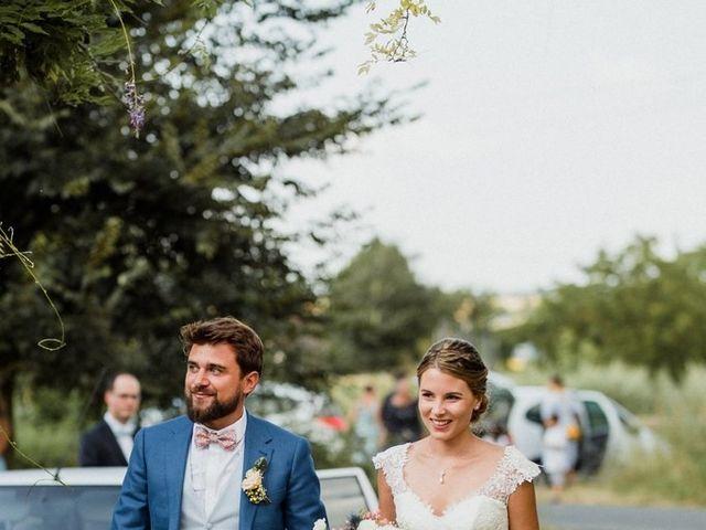 Le mariage de Martin et Roxane à Cussay, Indre-et-Loire 32