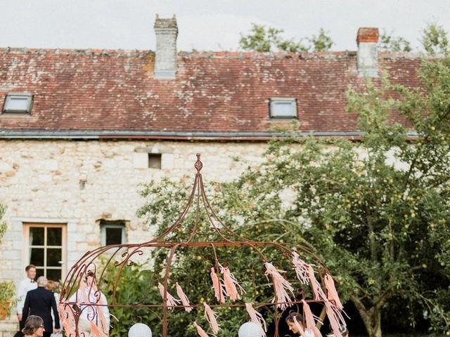 Le mariage de Martin et Roxane à Cussay, Indre-et-Loire 34