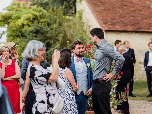 Le mariage de Martin et Roxane à Cussay, Indre-et-Loire 35