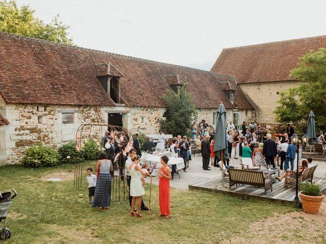 Le mariage de Martin et Roxane à Cussay, Indre-et-Loire 39