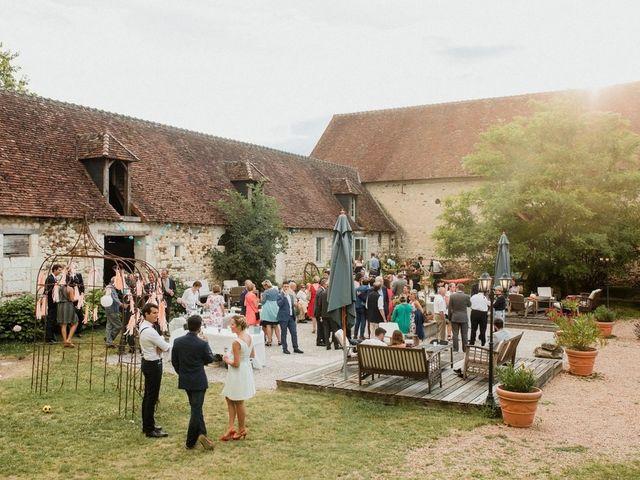Le mariage de Martin et Roxane à Cussay, Indre-et-Loire 41