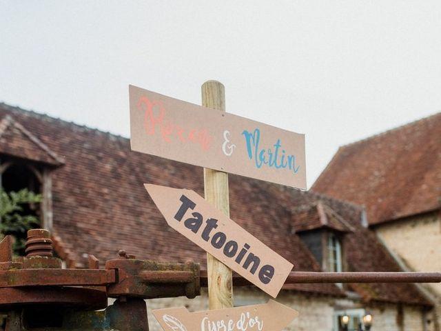 Le mariage de Martin et Roxane à Cussay, Indre-et-Loire 48