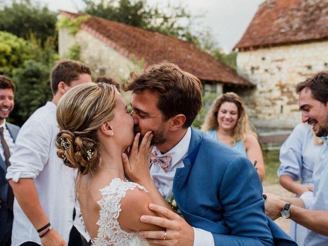 Le mariage de Martin et Roxane à Cussay, Indre-et-Loire 59