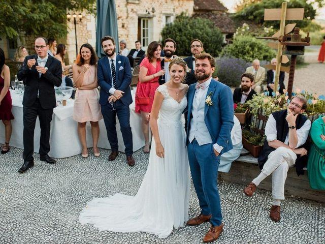 Le mariage de Martin et Roxane à Cussay, Indre-et-Loire 62