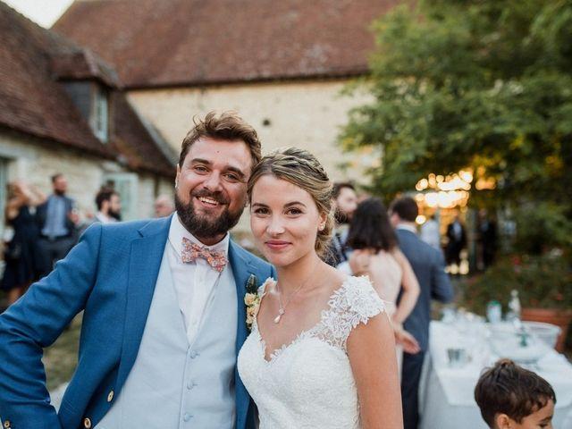 Le mariage de Roxane et Martin