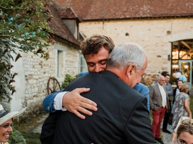 Le mariage de Martin et Roxane à Cussay, Indre-et-Loire 63