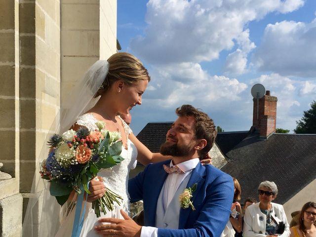 Le mariage de Martin et Roxane à Cussay, Indre-et-Loire 68