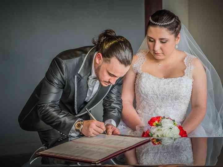 Le mariage de Roxane  et Theo