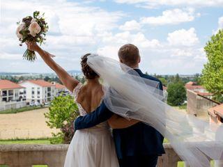Le mariage de Mathilde et Bertrand