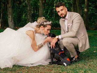 Le mariage de Marine et Allan 1