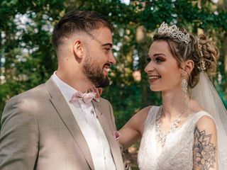 Le mariage de Marine et Allan