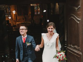 Le mariage de Elodie et Charles