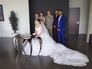 Le mariage de Roxane  et Theo  1