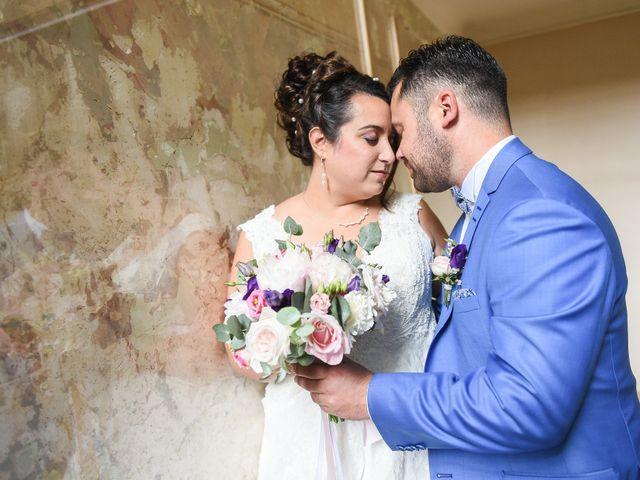 Le mariage de Jean Baptiste et Pauline à Saulon-la-Chapelle, Côte d'Or 7