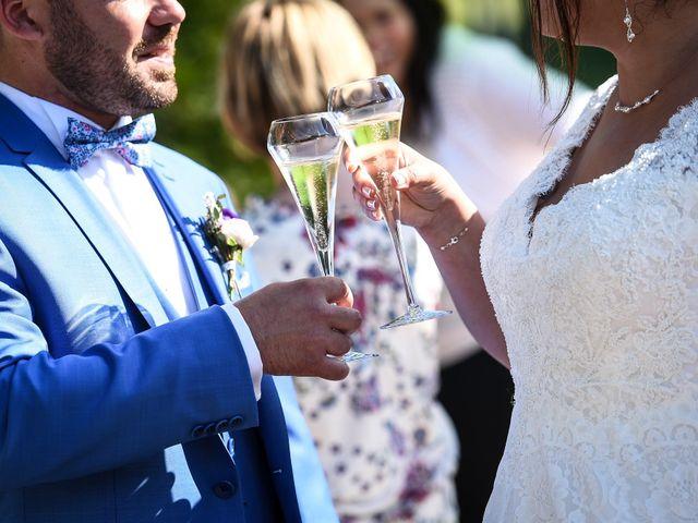 Le mariage de Jean Baptiste et Pauline à Saulon-la-Chapelle, Côte d'Or 9