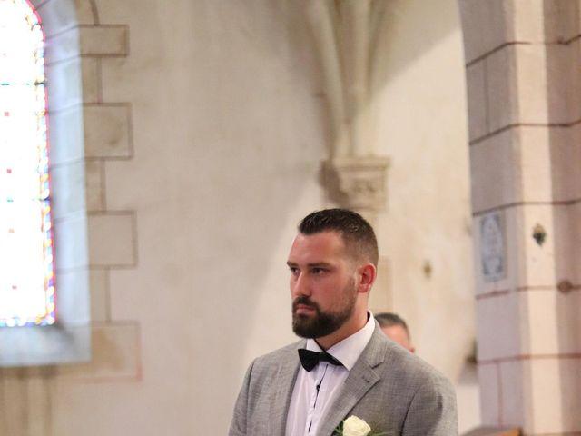 Le mariage de Remy et Flavie à Chantôme, Indre 10