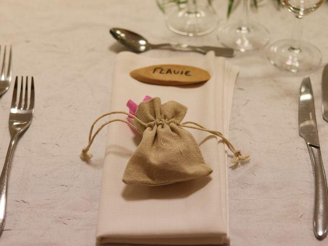 Le mariage de Remy et Flavie à Chantôme, Indre 17