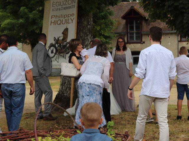 Le mariage de Remy et Flavie à Chantôme, Indre 2