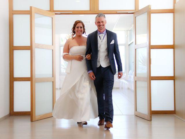 Le mariage de Julien et Alicia à Toulon, Var 1