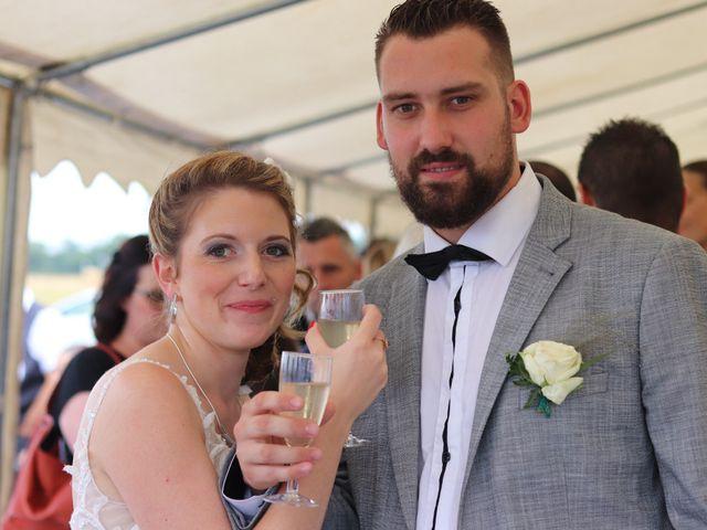 Le mariage de Remy et Flavie à Chantôme, Indre 22