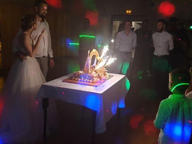 Le mariage de Remy et Flavie à Chantôme, Indre 24