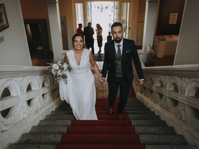 Le mariage de Yohann et Camille à Nantes, Loire Atlantique 2