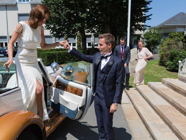 Le mariage de Julien et Géraldine à Saint-Nazaire, Loire Atlantique 15