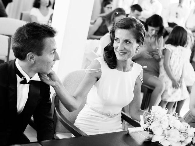 Le mariage de Julien et Géraldine à Saint-Nazaire, Loire Atlantique 18