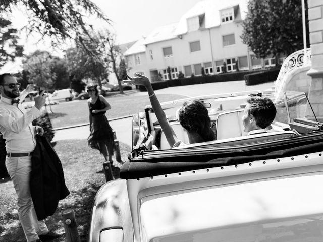 Le mariage de Julien et Géraldine à Saint-Nazaire, Loire Atlantique 23