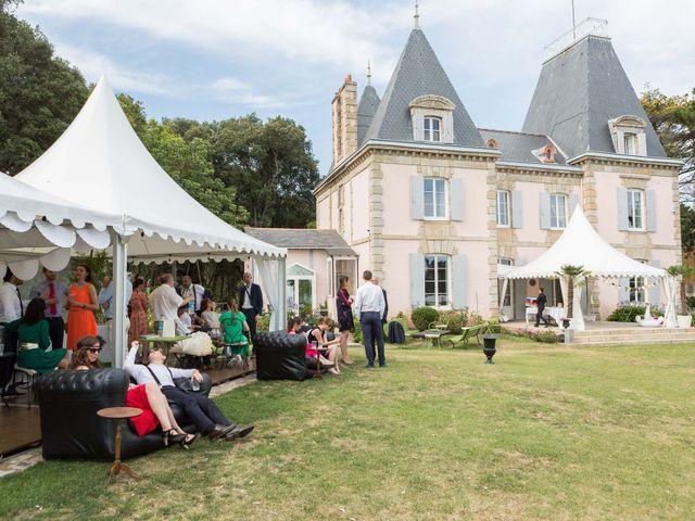 Le mariage de Julien et Géraldine à Saint-Nazaire, Loire Atlantique 25