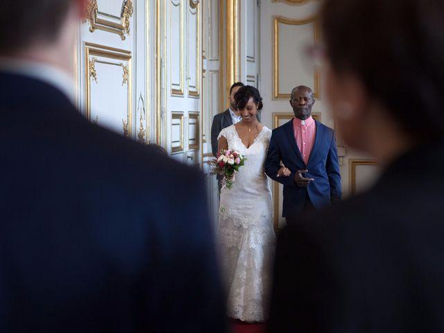 Le mariage de Morgan et Olivia à Strasbourg, Bas Rhin 35
