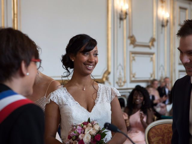 Le mariage de Morgan et Olivia à Strasbourg, Bas Rhin 40