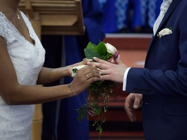 Le mariage de Morgan et Olivia à Strasbourg, Bas Rhin 56
