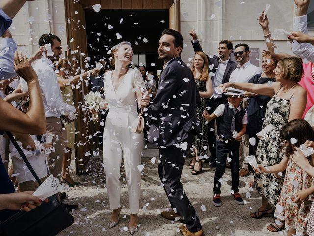 Le mariage de Julien et Marion à La Teste-de-Buch, Gironde 1