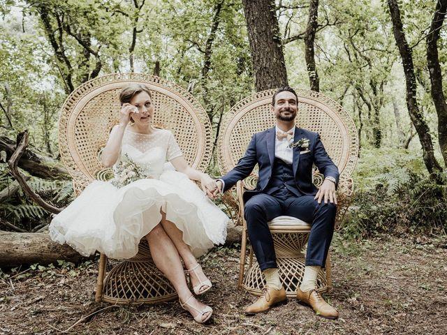 Le mariage de Julien et Marion à La Teste-de-Buch, Gironde 14