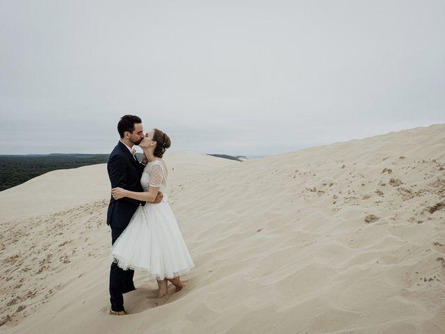 Le mariage de Julien et Marion à La Teste-de-Buch, Gironde 32
