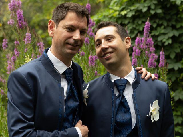 Le mariage de Laurent et Gautier à Paris, Paris 14