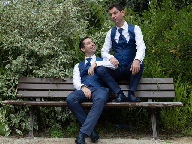 Le mariage de Laurent et Gautier à Paris, Paris 17