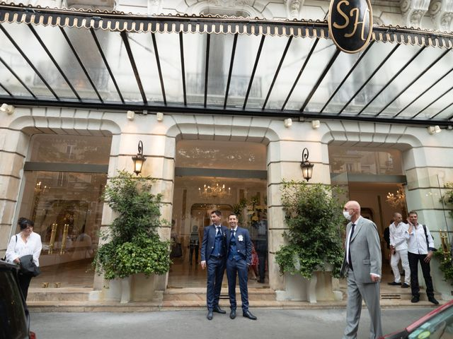 Le mariage de Laurent et Gautier à Paris, Paris 26