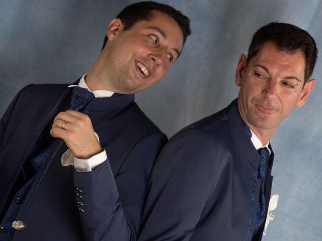 Le mariage de Laurent et Gautier à Paris, Paris 33