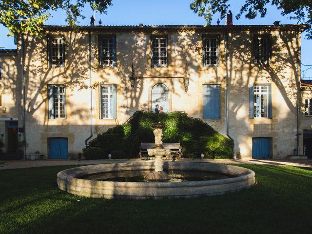 Le mariage de Thomas et Nathalie à Saint-Thibéry, Hérault 3