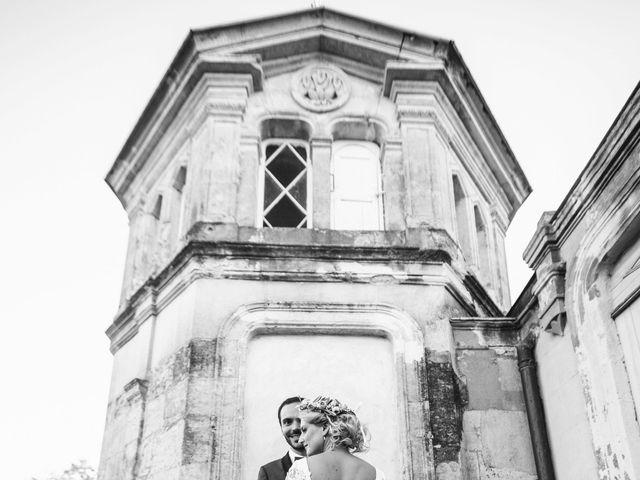 Le mariage de Thomas et Nathalie à Saint-Thibéry, Hérault 15