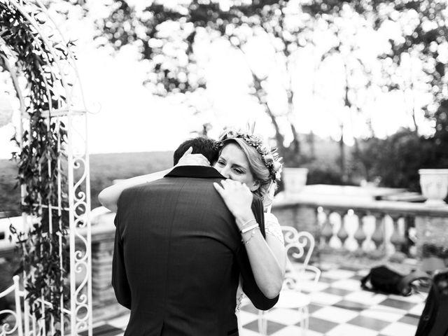 Le mariage de Thomas et Nathalie à Saint-Thibéry, Hérault 1
