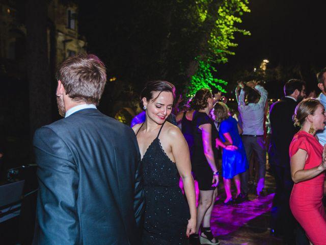 Le mariage de Thomas et Nathalie à Saint-Thibéry, Hérault 22