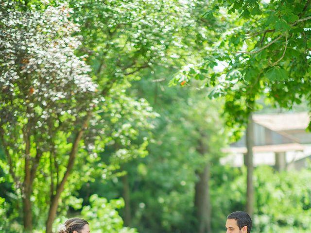 Le mariage de Youssef et Marianne à Castelnaudary, Aude 36