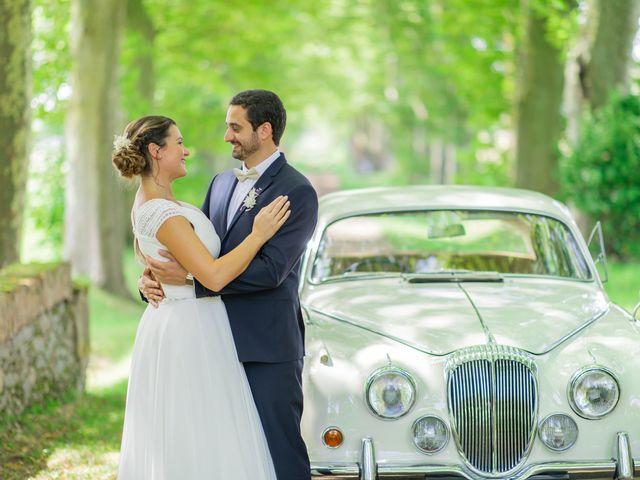 Le mariage de Youssef et Marianne à Castelnaudary, Aude 41